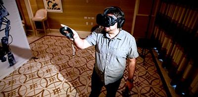 Stay safe in VR