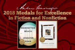 Andrew Carnegie Medal winners