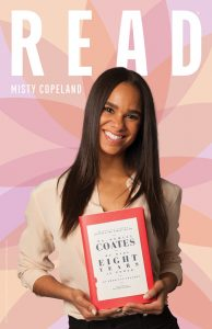 Misty Copeland's Read poster
