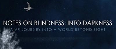 Notes on Blindness logo