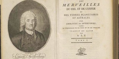 Les merveilles du ciel et de l'enfer, by Emanuel Swedenborg, 1782 imprint