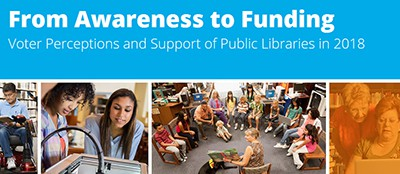 Cover of From Awareness to Funding 2018
