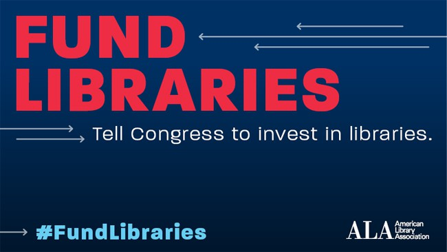 ALA Fund Libraries logo