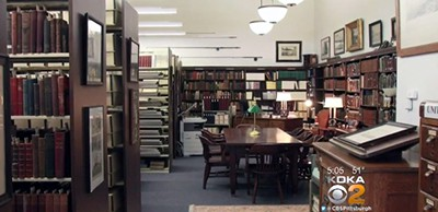 Oliver Room, Carnegie Library of Pittsburgh