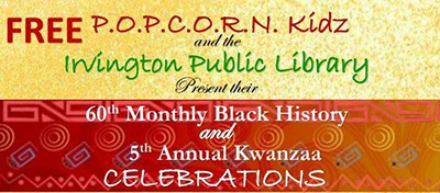 Black History program, Irvington (N.J.) Public Library