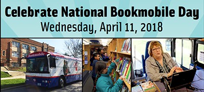 National Bookmobile Day 2018