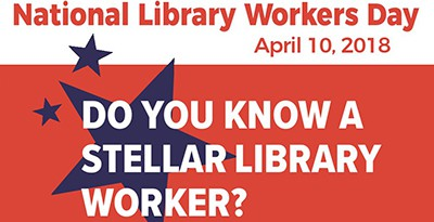 National Library Workers Day, 2018