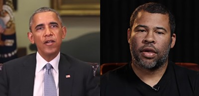 Deepfake video starring Jordan Peele as Barack Obama