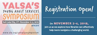 YA Services Symposium