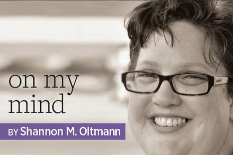 Shannon M. Oltmann