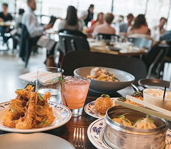 Asian fusion cuisine at Maypop. Photo: Paul Broussard.