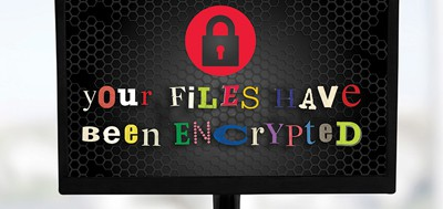 Your files have been encrypted