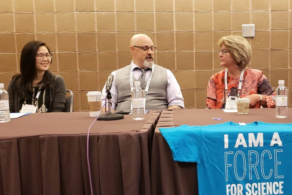 Lauren J. Young, Craig McClain, and Alison Ricker