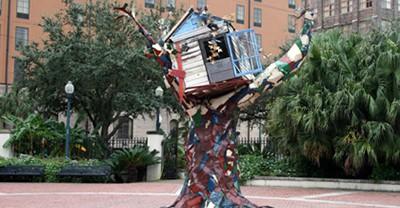 Scrap House Memorial, New Orleans