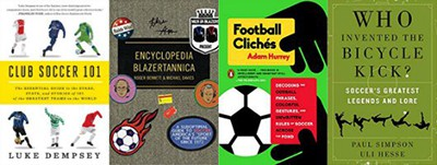 Soccer reference books