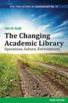 Cover of The Changing Academic Library