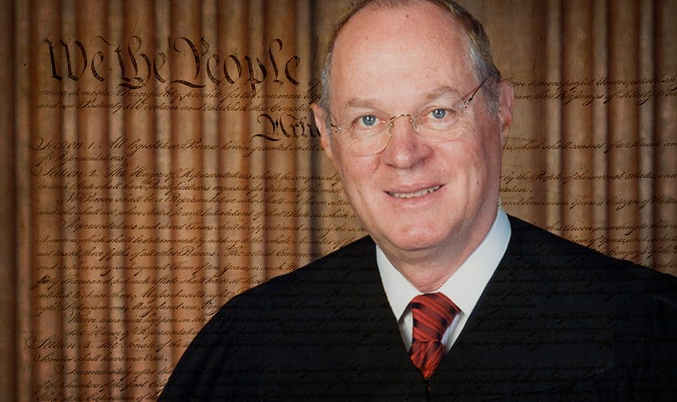 Supreme Court Justice Anthony Kennedy