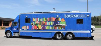 Rochester (Minn.) Public Library bookmobile