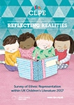 Cover of Reflecting Realities, a new UK study into ethnic representation in children's literature