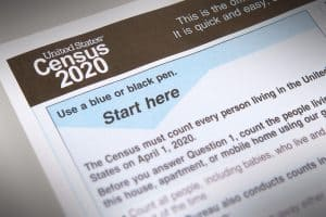 2020 Census (Image: Rebecca Lomax/American Libraries)