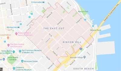 Google Maps Is Renaming Neighborhoods American Libraries Magazine - Google maps san francisco