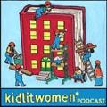 KidLitWomen podcast logo