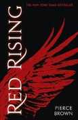 Cover of Red Rising, by Pierce Brown