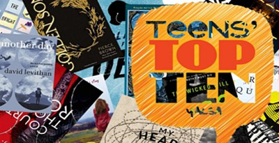 Teens' Top Ten book groups