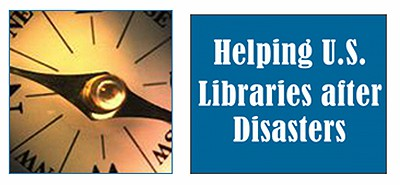 Helping US libraries after disasters