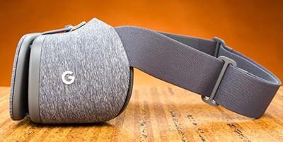 Google Daydream mobile headset