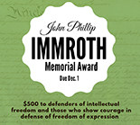 John Phillip Immroth Memorial Award