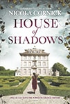 Cover of House of Shadows, by Nicola Cornick