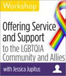 Offering Service and Support to the LGBTQIA Community and Allies