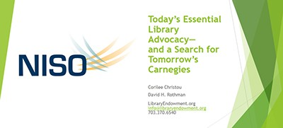 Proposal for a national library endowment