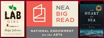 New book choices for the NEA Big Read