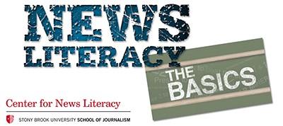 Center for News Literacy workshop