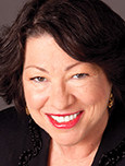 Justice Sonia Sotomayor. Photo by Elena Seibert