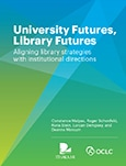 Cover of University Futures, Library Futures