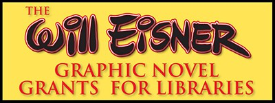 Will Eisner Graphic Novel Grants for Libraries