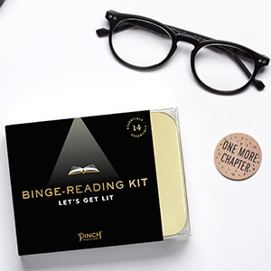 Binge-Reading Kit (Photo: Pinch Provisions)