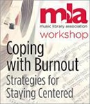 Coping with burnout