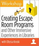 Creating escape room programs