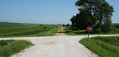 Many parts of rural America lack access to broadband internet speeds. Photo by Shara Tibken / CNET