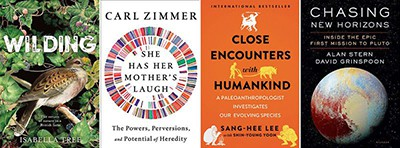 Four of the 10 best science books of 2018