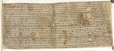 Wynflaed's will, the earliest substantial will of an Englishwoman, , copied out in England in the late 10th or early 11th century