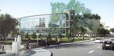Design for new Boise main library
