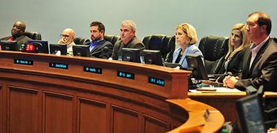 Lafayette (La.) City Council