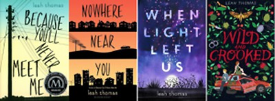 Books by Leah Thomas