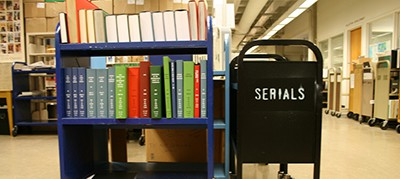 Serials on a cart