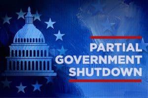 Partial government shutdown